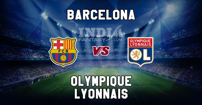 Video luot ve vong 1 8 Cup C1 Barcelona VS Olympique Lyonnais 14 3 2019 Highlight, Video lượt về vòng 1/8 Cúp C1 Barcelona VS Olympique Lyonnais (14 3 2019)