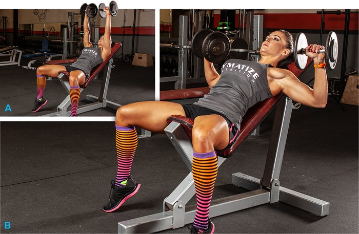 build an elite upper body with erin stern 5 700xh Build An Elite Upper Body With Erin Stern!