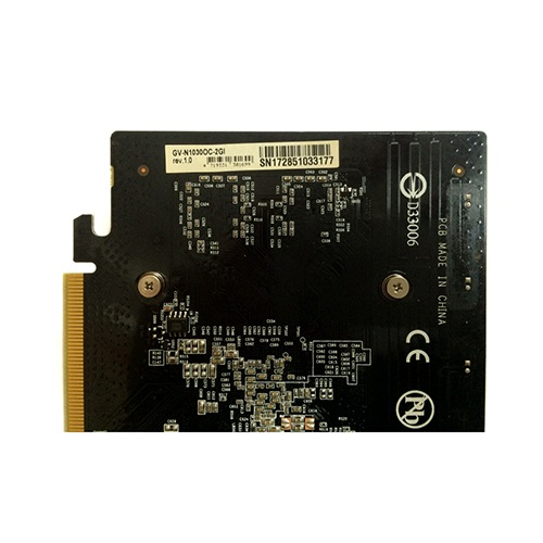 Card hình Gigabyte GeForce GT 1030 OC 2G