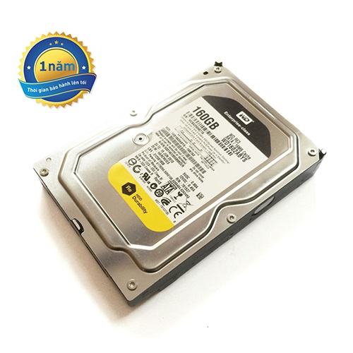 HDD Western Black 160GB, 7200rpm,16MB Cache