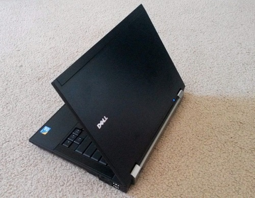 Laptop Dell latitude E6400, Core 2 Dou, Ram 2GB, HDD 160GB, 14.1 inch