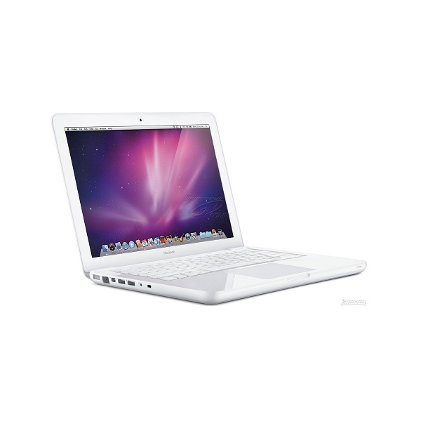 Macbook white A1181, Core 2 Duo T7300/8300 2.4*2GHz, HDD 160Gb, 13.3 inch