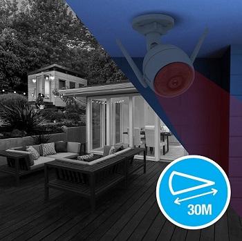 Camera không dây IP Wifi Ezviz CS-CV310 1080p