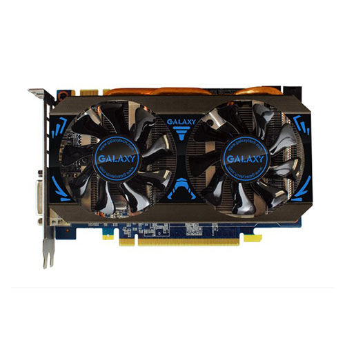 Card Màn hình VGA GALAXY GeForce GTX 760 GC Mini 2GB GDDR5