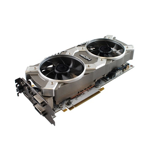 Card Màn hình VGA GALAXY GeForce GTX 780 Ti HOF 3GB GDDR5