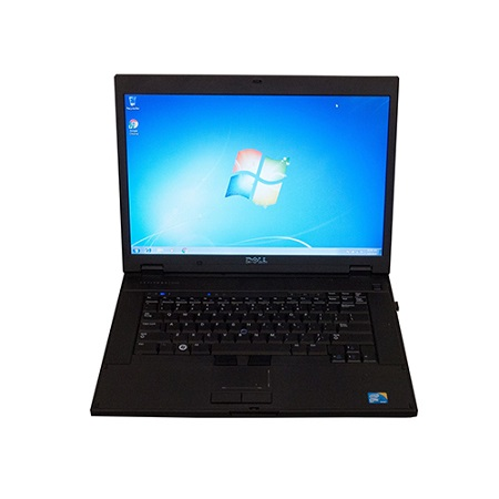 Laptop Dell Latitude E5500, Intel Core 2 Duo, 2GB RAM, 160GB HD, 15.4 inch