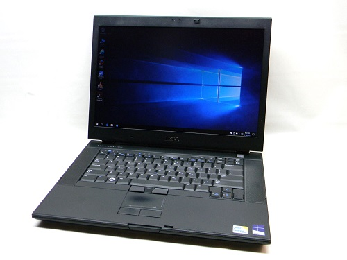 Laptop Dell latitude E6500, Core 2 Dou, Ram 2GB, HDD 160GB, 15 inch