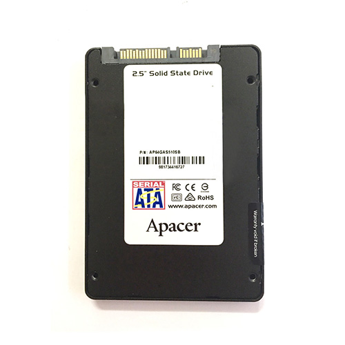 Ổ cứng SSD Apacer 64GB AS510S