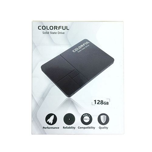 Ổ cứng SSD Colorful SL300 128GB 2.5