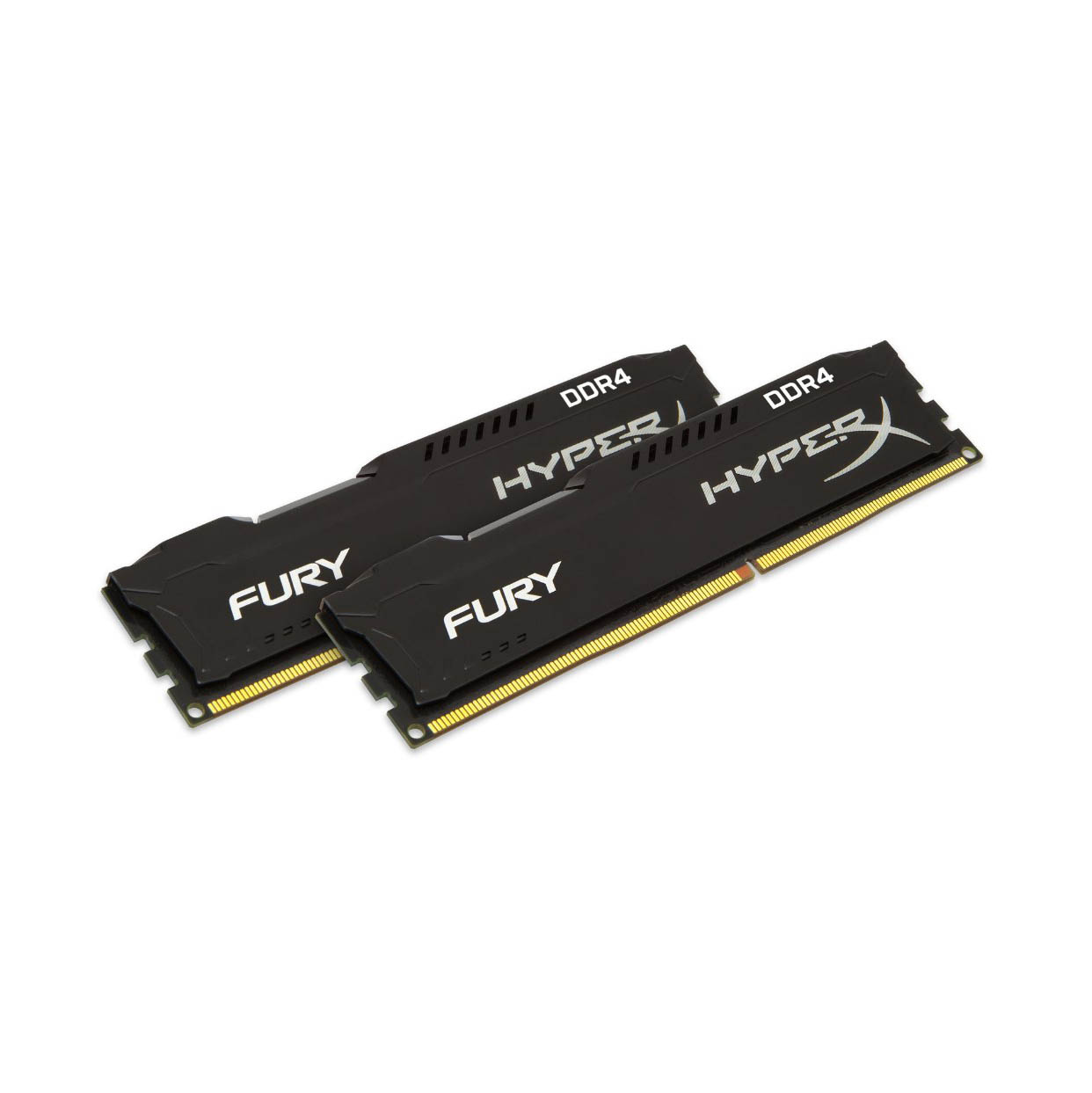 Ram Kingston HyperX Fury Black 16GB DDR4 Bus 2400Mhz